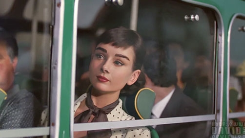 Is That Audrey Hepburn?