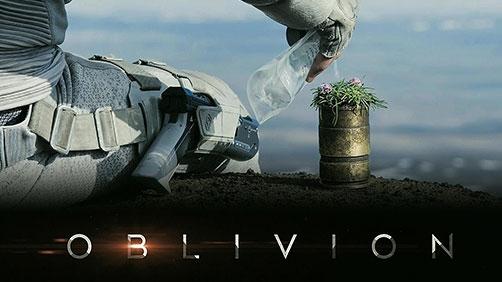 New 'Oblivion' Trailer