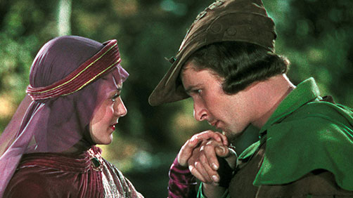 Errol Flynn Robin Hood