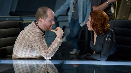 Joss Whedon Teases about 'Avengers 2'