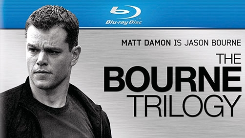 The Bourne Trilogy - $27.99