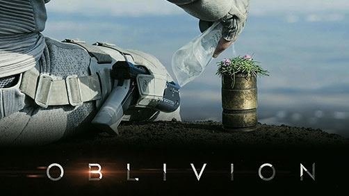 LISTEN! - Soundtrack from 'Oblivion' by M83