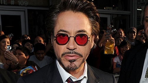 Interview with Robert Downey Jr.