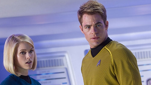 Super Spoilery 'Star Trek Into Darkness' Scoop