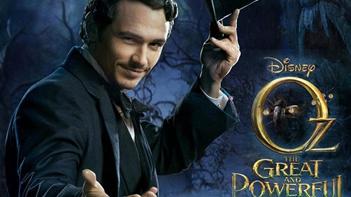 'Oz' is Great and Powerful