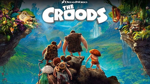'The Croods' Trailer 2