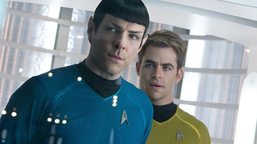 'Star Trek Into Darkness' Teaser Trailer #2