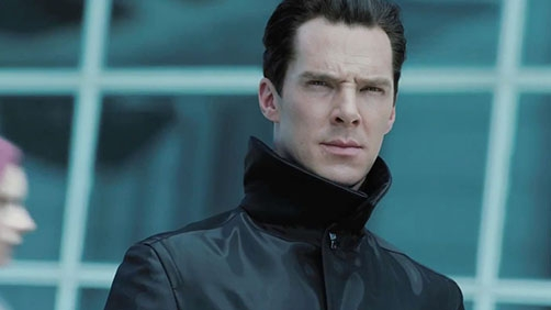 More to Cumberbatch 'Star Trek' Villain