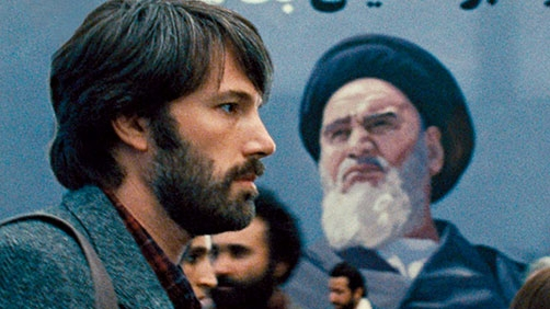 Iran Threatening 'Argo' Lawsuit