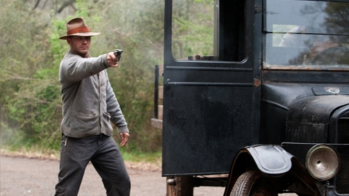 'Lawless'ness is Coming To Town