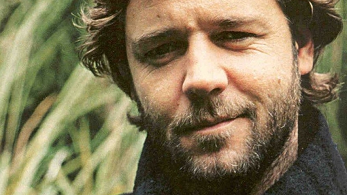 Russell Crowe is Climbing a Volcano for Noah's Ark