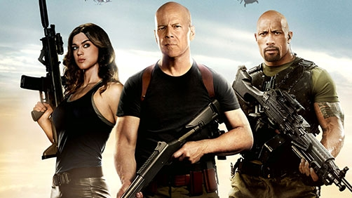 'G.I. Joe: Retaliation' Featurette