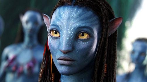 James Cameron 'Avatar' Update