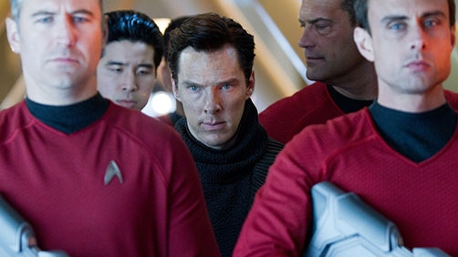 'Star Trek Into Darkness' International Trailer
