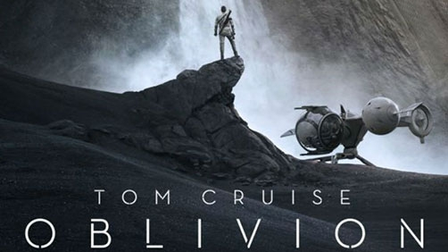 Two TV Spots from 'Oblivion'