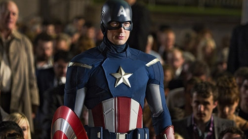 Robert Redford in Talks for 'Captain America 2'