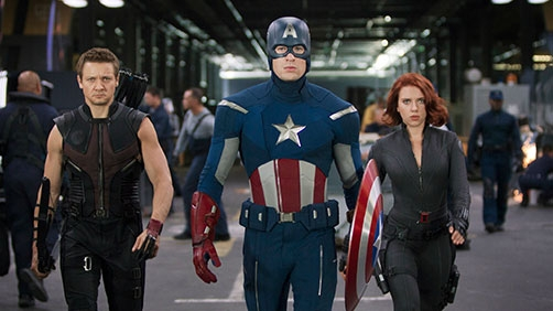 'Captain America: The Winter Soldier' News