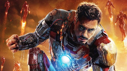 China Gets Special Version of Iron Man 3