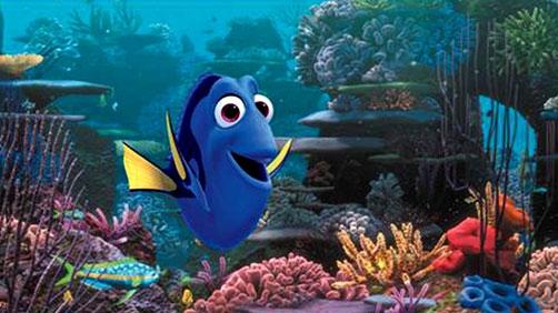 Ellen DeGeneres Announces 'Finding Dory'