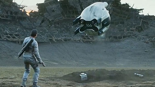 'Oblivion' - New Clips and IMAX Featurette