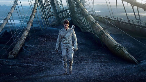 Stream Entire 'Oblivion' Score Right Here