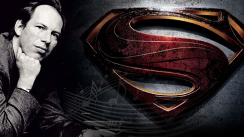 Zimmer Discusses 'Man of Steel' Score
