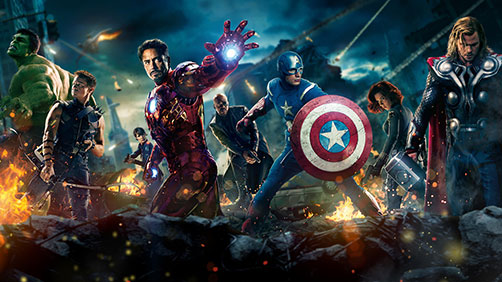 The Avengers Will Assemble!