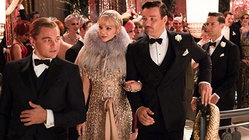 'The Great Gatsby' UK Trailer