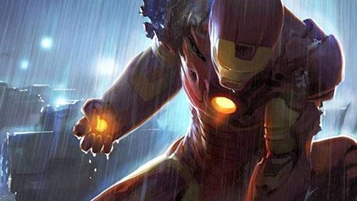 'Iron Man 3' Clip - Tony Is Not Afraid