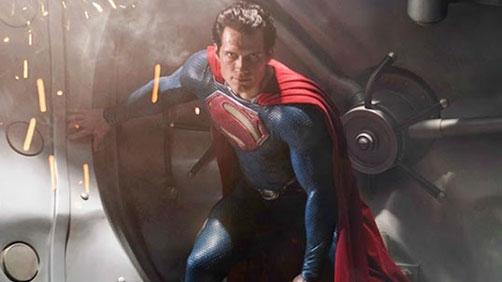 'Man of Steel' First TV Spot