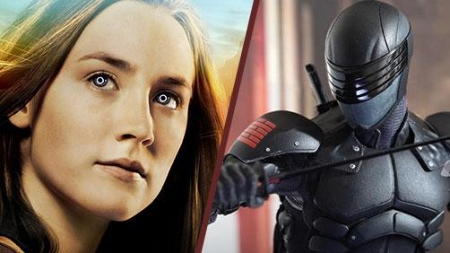 'The Host' and 'G.I. Joe: Retaliation' on Live Broadcast Tonight