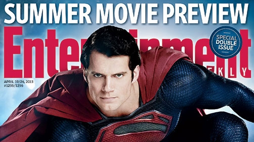 'Man of Steel' Spoilers in Latest EW