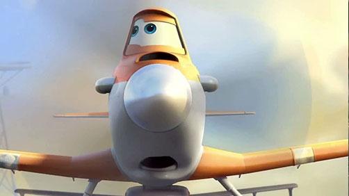 Disney's 'Planes' Sneak Peek