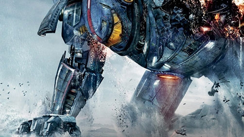 """Canceling the Apocalypse"" With 'Pacific Rim' International TV Spot"