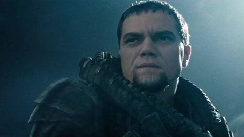 General Zod Wants Superman