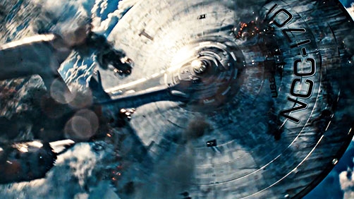 Anthony Pascale Deep Dive on 'Star Trek' Trailer