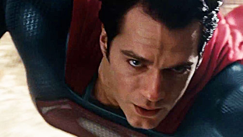 """The """"S"""" Stands for Hope? - New 'Man of Steel' Trailer"""