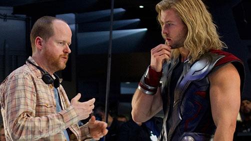 Joss Whedon Talks - 'Avengers 2' Fun
