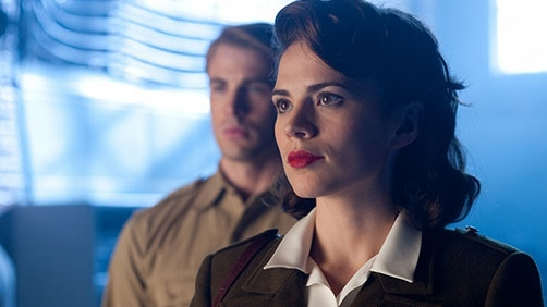 Peggy Carter Short Film Featuring Haley Atwell?