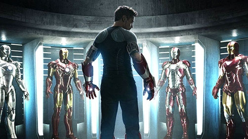 Is That Normal? - 'Iron Man 3' TV Spot