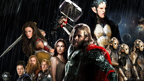 'Thor 2' Teaser