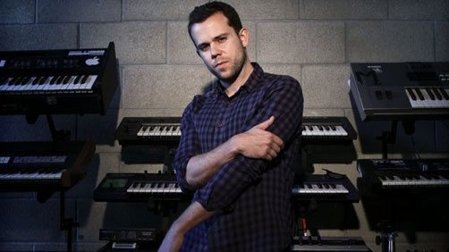 M83 Nearly Quit 'Oblivion'