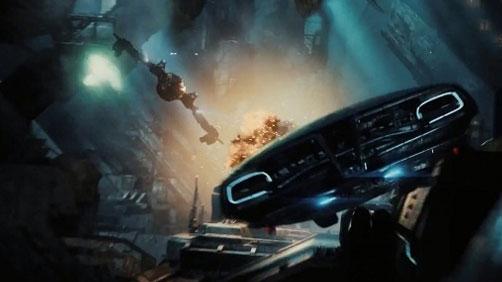'Star Trek Into Darkness' Clip 2