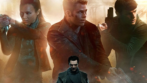 Japanese Trailer for 'Star Trek Into Darkness'