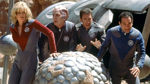 More 'Galaxy Quest'?