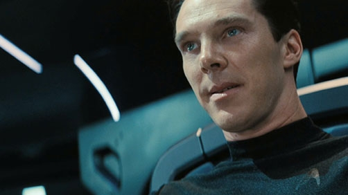 John Harrison Video Messages ('Star Trek Into Darkness')