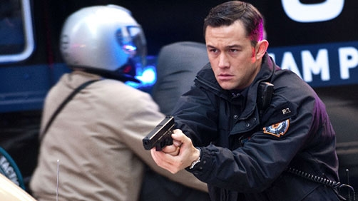 Joseph Gordon-Levitt on Robin