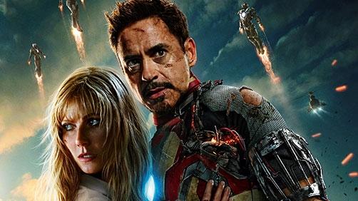 Gwyneth Paltrow Thinks 'Iron Man' Is Done