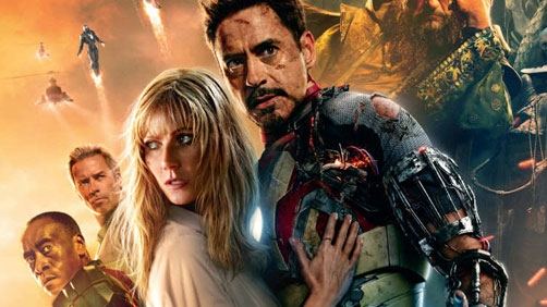 Tony Stark Has Heart to Heart with Pepper