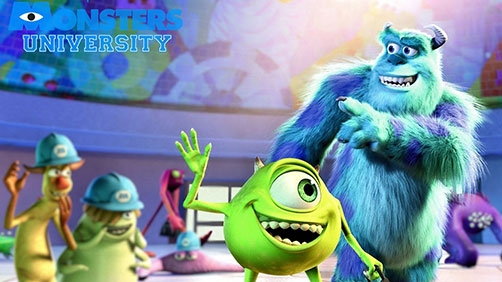 Director Explains Continuity Error of 'Monsters University'